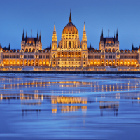 Budapesta-palatul-parlamentului