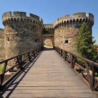 Zindan Kapija – Kalemegdan Fortress – Belgrade, Serbia