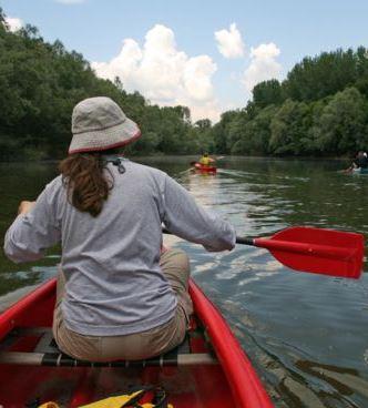 Danube rafting